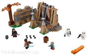 SWTFA lego set