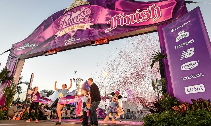 2016 Disney Princess Half-Marathon Winner