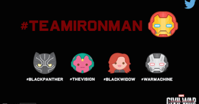 Captain America Emojis