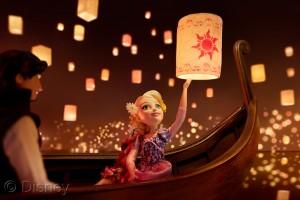 Tangled - Rapunzel - Flynn Rider - toys