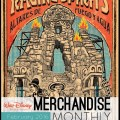Walt Disney Parks & Resorts Merchandise Monthly - February 2016