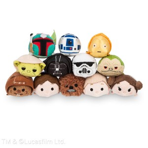 star wars tsum tsums
