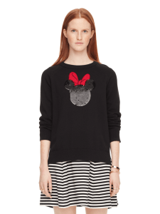 KATE SPADE NEW YORK FOR MINNIE MOUSE SWEATER