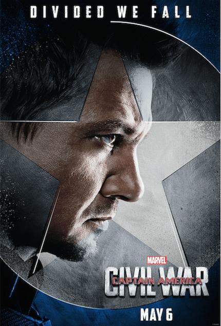 Team Cap - Captian America Civil War Posters