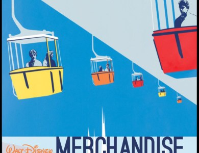 WD Parks & Resorts march Merchandise