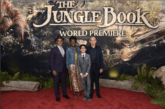 Jungle Book World Premiere