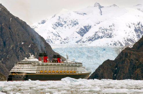 DCL Alaska Disney Cruise Line
