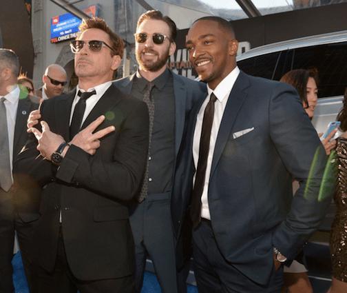 "The World Premiere Of Marvel's ""Captain America: Civil War"" - Red Carpet"
