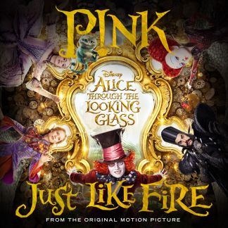 P!NK Just Like Fire single