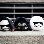 Star Wars The Force Awakens Tsum Tsums Disney Store - Stormtrooper, First Order, Kylo Renn