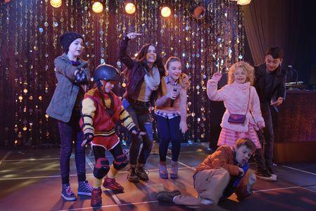Adventures in Babysitting Disney Channel