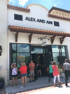 Disney Springs - Alex and Ani storefront