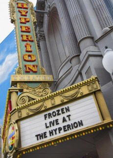 Frozen Live at Hyperion DL
