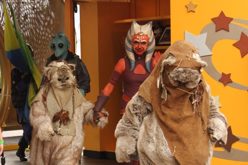 Star Wars Characters - Throwback Thursday