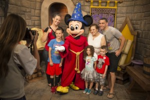 mickey mouse - dhs - meet & greet