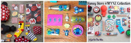 Disney Store MYXZ Collection