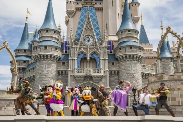 Mickeys Royal Friendship Faire