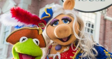 Muppets in Liberty Square