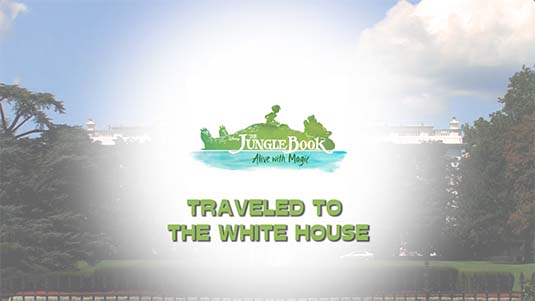 Jungle Book White House