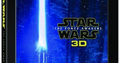 Star Wars Force Awakens 3D