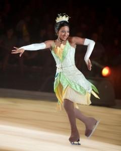 Tiana - Disney on Ice
