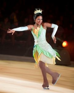 Tiana - Disney on Ice