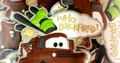 who backfired - wordless wednesday