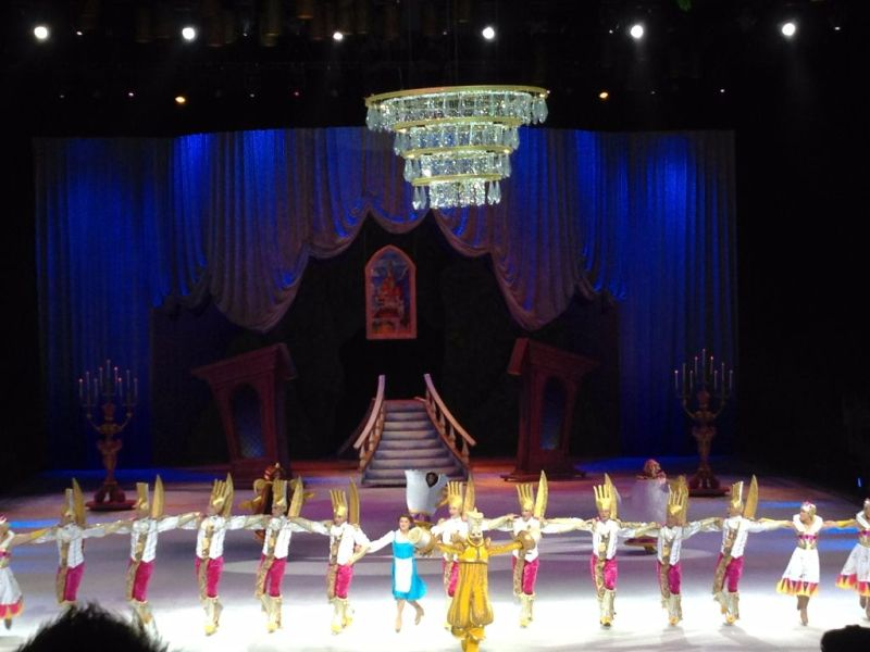 Rockin' Ever After Disney on Ice 2012 - Throwback Thursday