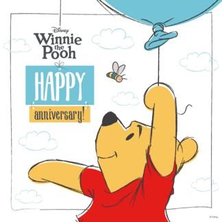 Winnie the Pooh Anniversary