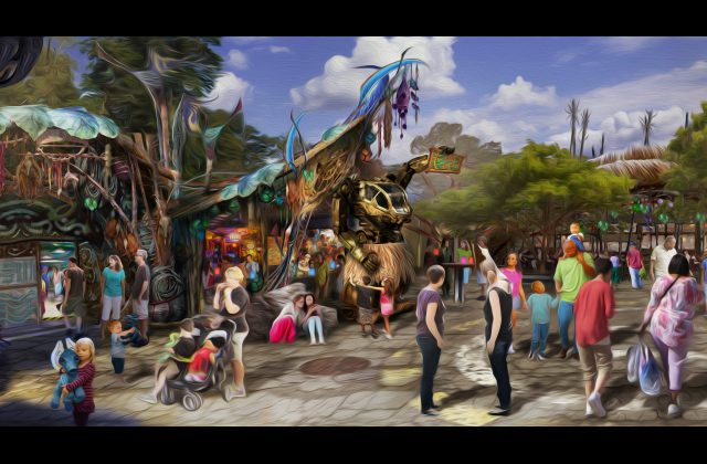 Pandora – The World of AVATAR at Disney's Animal Kingdom