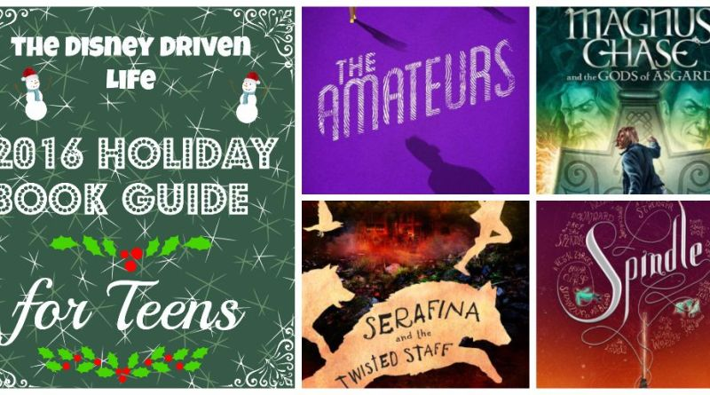2016 Holiday Book Guide for Teens