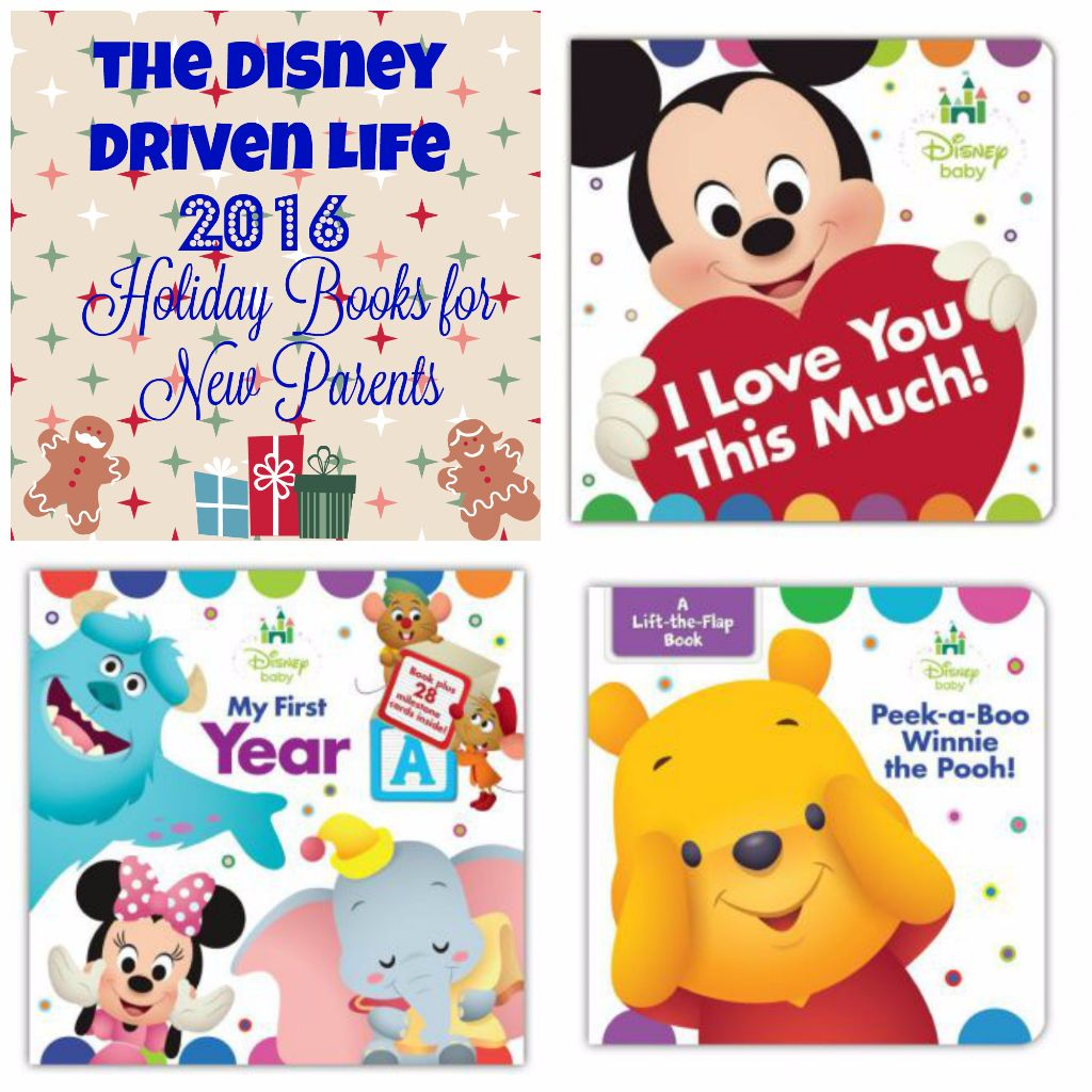 2016 Holiday Books for New Parents