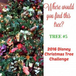 Tree #5 the Disney Driven Life 2016 Disney Christmas Tree Challenge