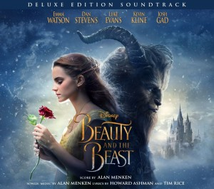 Beauty & the Beast Soundtrack Art