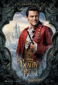 Beauty & the Beast Gaston