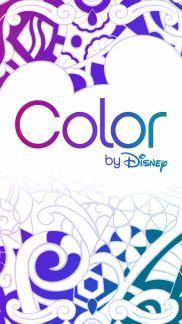Color by Disney App