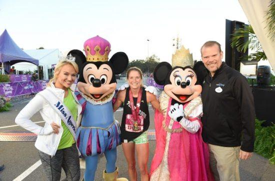 2017 Disney Princess half marathon winner