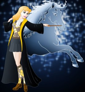 Cinderella-Hufflepuff