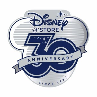 Disney Store 30th Logo