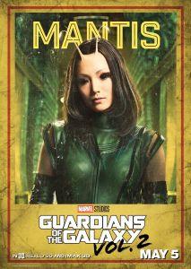 GOTG2 Mantis