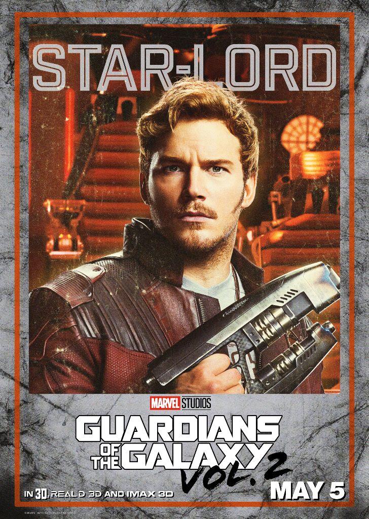 GOTG2 Star-Lord