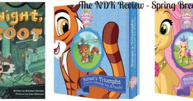 The NDK Review - Spring Break Fun Reads