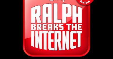 Wreck It Ralph 2 Ralph Breaks the Internet Logo