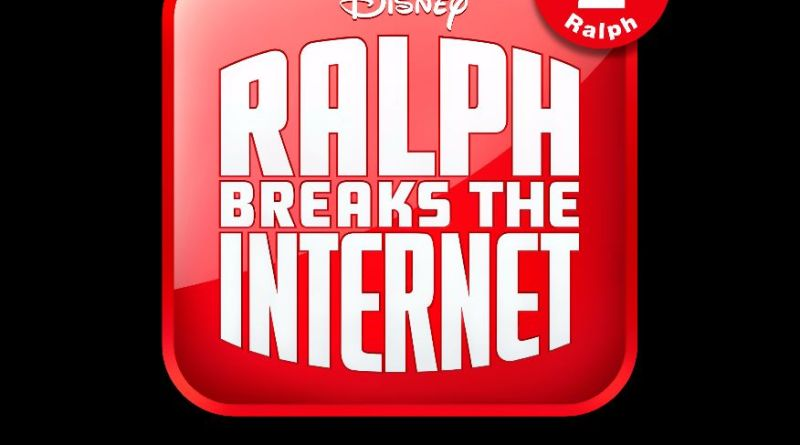 Wreck It Ralph 2 Ralph Breaks the Internet Logo