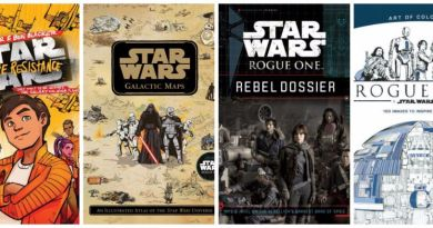 NDK Review - Star Wars Collection