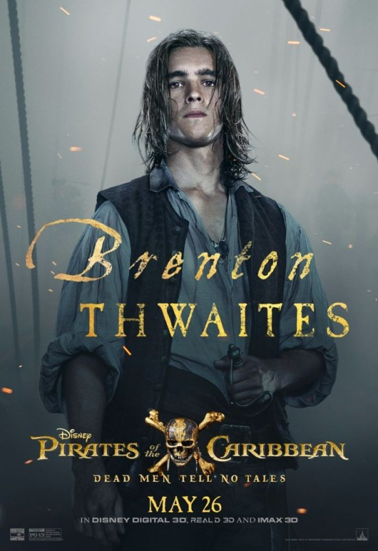 Pirates of the Caribbean 5 Henry