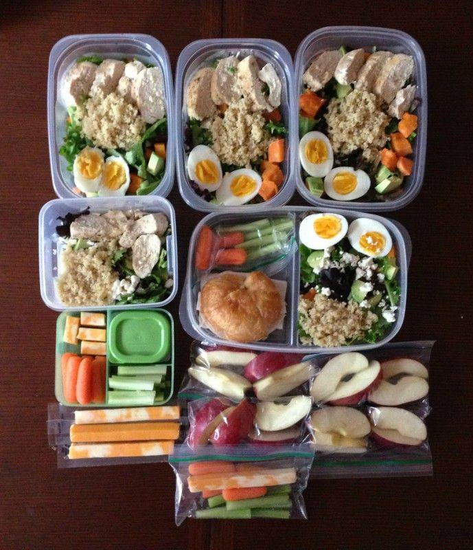 Tuesday Tip with Charlene: Meal Prep