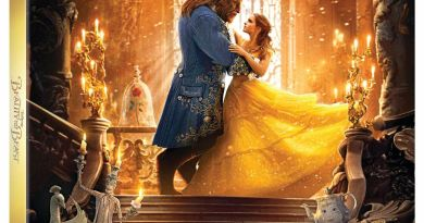 Beauty & the Beast BluRay Combo