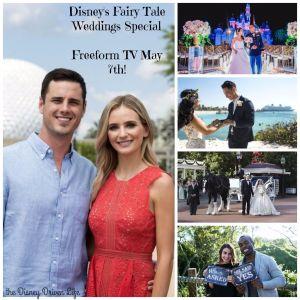 Disney's Fairy Tale wedding Special