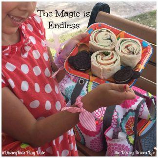 Magic is Endless #DisneyKids Play date Disney Driven Life